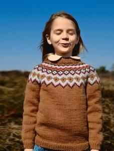 Bilde av 2009 Smart til barn oppskrift Sandnes garn*