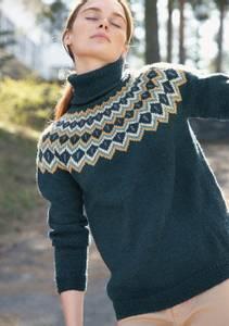 Bilde av 2010 Hverdag dame oppskrift Sandnes garn*
