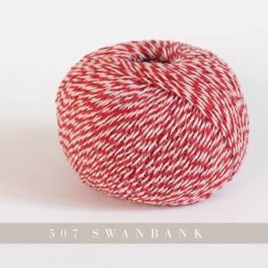 Bilde av Yarntelier Cashmere Gilli 507 Swanbank garn