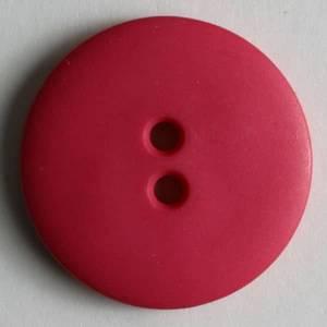 Bilde av Knapp, 15 mm, rund matt cerise