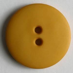 Bilde av Knapp, 15 mm, rund matt oker