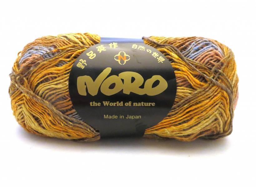 Noro Silk Garden Sock S467 - Kadoma garn
