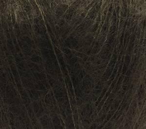 Bilde av Permin Angel mohair 71 Oliven brun garn