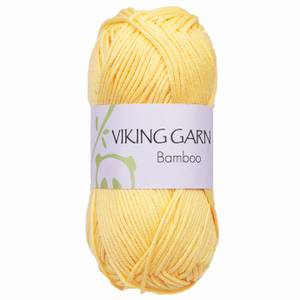 Bilde av Viking Bamboo 645 Gul garn