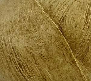 Bilde av Permin Angel mohair 83 Gyllen garn