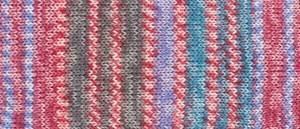 Bilde av Hot Socks Pearl flerfarget 08 garn