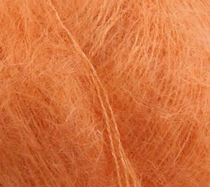 Bilde av Permin Angel mohair 45 Oransje garn