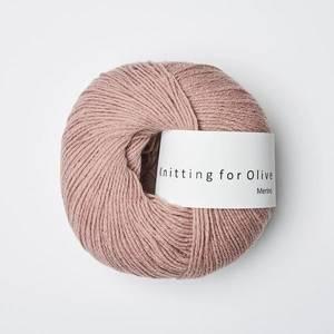 Bilde av Merino Gammelrosa Knitting for Olive