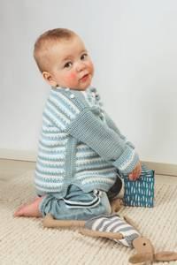 Bilde av Pt design Baby 24 Hekling i bomull*