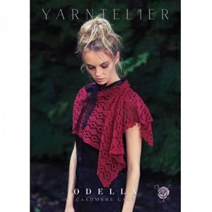 Bilde av Yarntelier Odella scarf Cashmere Lace and Gillie