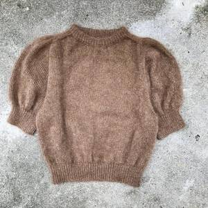 Bilde av Puff Tee oppskrift Knitting for Olive