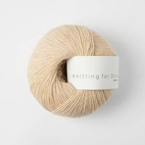 Bilde av Merino Blid fersken Knitting for Olive