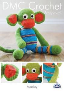 Bilde av DMC Crochet 15048 Ape Amigurumi