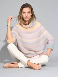 Bilde av 132-02 Algasoie oppskrift rundstrikket genser