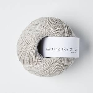 Bilde av Pure Silk Dis Knitting for Olive