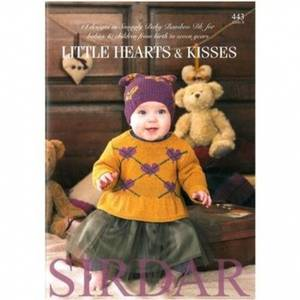 Bilde av Little Hearts & Kisses 443