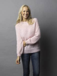 Bilde av 4602 Candyfloss genser i Dolce glitter oppskrift*