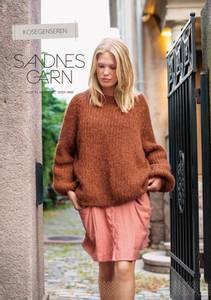 Bilde av 116 Kose-genseren oppskrift Sandnes garn*