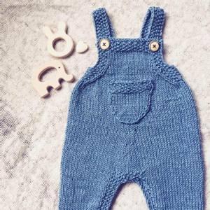 Bilde av Babyselebukse 0-24 mnd Knit Colorful oppskrift