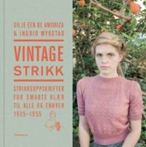 Bilde av Vintagestrikk
