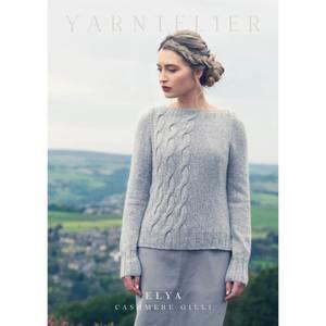 Bilde av Yarntelier Elya sweater Cashmere Gilli