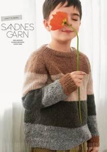Bilde av 2103 Mykt til barn oppskrift Sandnes garn*