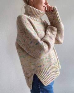 Bilde av Wednesday Sweater PetiteKnit oppskrift*