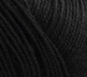 Bilde av Permin Elise 15 Black garn