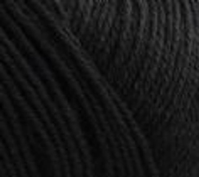 Permin Elise 15 Black garn