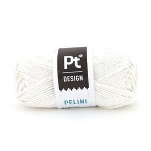 Bilde av PT Design Pelini 00 Hvit garn