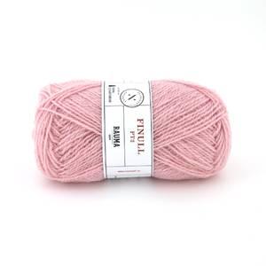 Bilde av Rauma Finull 4094 Lys rosa garn