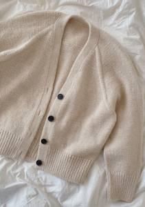 Bilde av Champagne Cardigan PetiteKnit strikkepakke