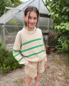 Bilde av Marseille Sweater Young PetiteKnit*