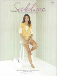 Bilde av Sublime 700 Evie bok med 17 design
