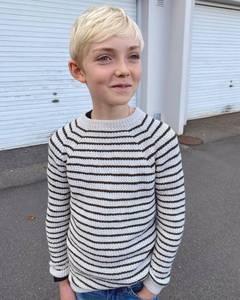 Bilde av Friday Sweater Junior i Sunday strikkepakke