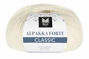 Bilde av Alpakka Forte Classic 506 Natur Dale garn