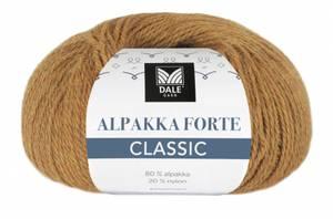 Bilde av Alpakka Forte Classic 516 Curry melert Dale garn
