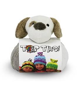 Bilde av Top This DMC Kit Puppy - Lue