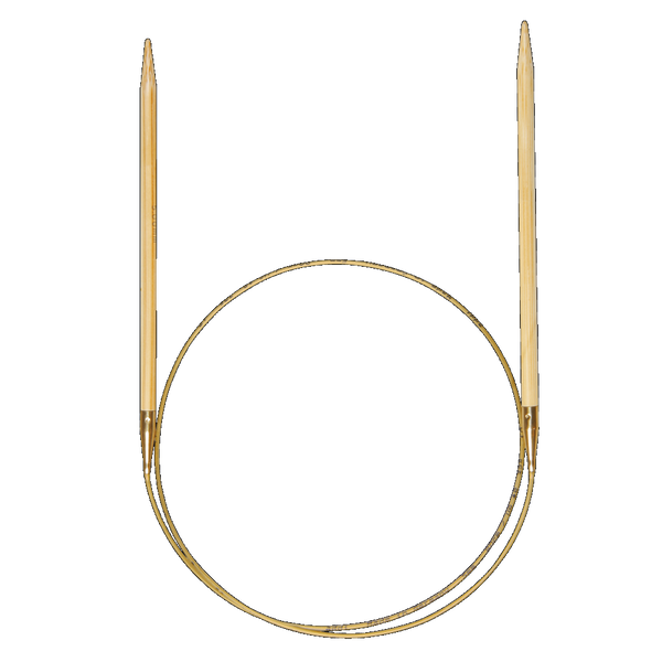 PT Addi bambus rundpinne 40 cm, 3,0 mm