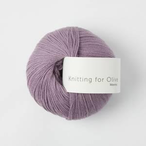 Bilde av Merino Artiskoklilla Knitting for Olive