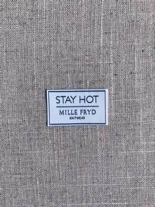 Bilde av Stay Hot label Mille Fryd