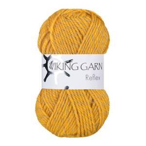 Bilde av Viking reflex 440 varm gul refleks garn