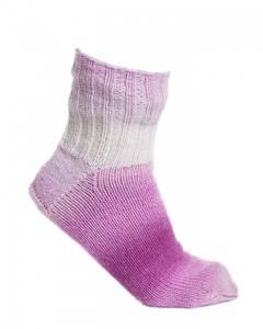 Bilde av Viking Nordlys 963 Multi rosa garn