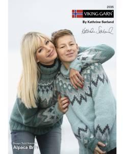 Bilde av Viking 2035 Dame i Alpaca Bris katalog*
