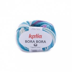 Bilde av Bora Bora 108 flerfarget bomullsgarn