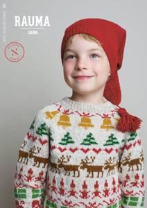 Bilde av 357 Nisselue barn enkeloppskrift Rauma*