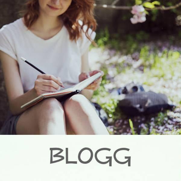 Våre blogginnlegg som gir inspirasjon og hjelp