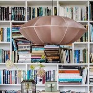 Bilde av UFO Lampeskjerm i råsilke rosa