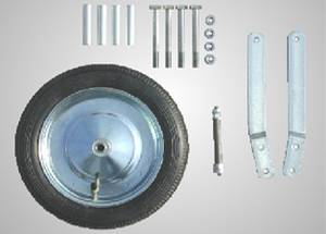 Bilde av Ombygging til 2 hjul, set