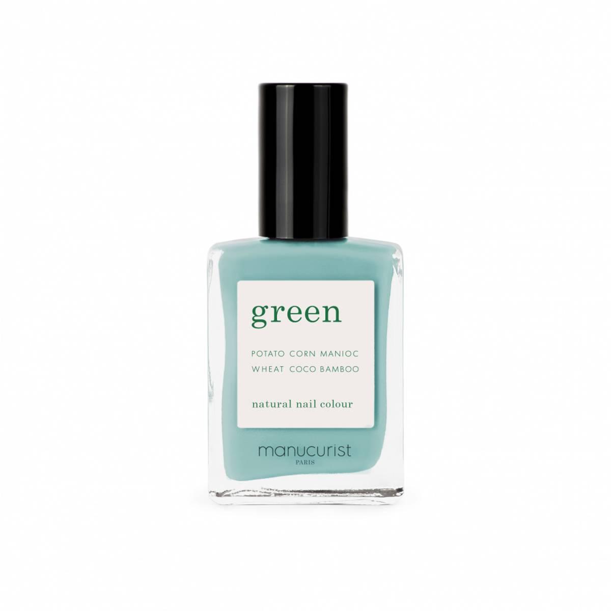 Seagreen | Neglelakk | Green by Manucurist